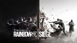 Tom Clancy's Rainbow Six Siege Video Game Poster Art Print 17x30 inch 24x42 inch