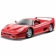 Diecast 1:18 Red Ferrari F50 Maisto Special Edition Diecast Cars Toys Kids NEW