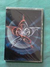Pentagram Dragons Blank Birthday Pagan Card by Anne Stokes AN97
