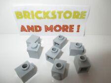 Lego 8x Brick Brique round ronde 1x1 cone 4589 White//Blanc//Weiss