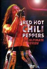 RED HOT CHILI PEPPERS - THE ULTIMATE REVIEW  - MINT DVD - FREE POST IN UK