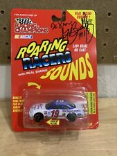1997 Racing Champions Gary Bradberry #19 ROARING RACER Engine Sound AUTOGRAPHED