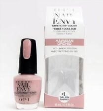 OPI Nail Strengthener ENVY Strength + Color HAWAIIAN ORCHID .5oz/15mL SALE