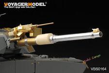 1/35 Brand-new Voyager VBS0164 US 120mm M1 Abrams Gun Barrel w/M2 Browning