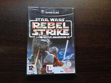 Star Wars Rebel Strike Rogue Gamecube Game Cube PAL PRECINTADO NUEVO A ESTRENAR