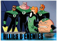 Green Lantern Corps #76 Inkworks Justice League Friends & Foes Chase Card (C607)