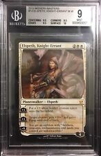 Elspeth, Knight Errant - BGS 9 MINT - Modern Masters - MTG - Mythic Rare -