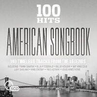 100HITS-AMERICAN SONGBOOK DIGIPACK EDITION Ella Fitzgera,Frank Sinatra 5 CD NEU