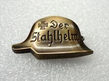 C1 Imperial German Infantry pin badge repro Der Stahlhelm Warrior League Veteran