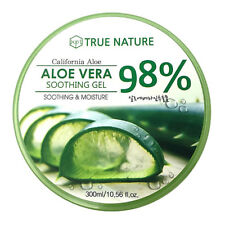98% Aloe Vera Gel Soothing & Moisture - Moisturizer for Facial & Body Skin Care