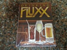 Drinking Fluxx Card Game - Looney Labs Games 857848004468 Sealed New