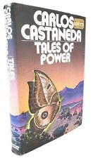 Carlos Castaneda - SIGNED Tales of Power 1974 HC 1st Edition/1st Print Shamanism