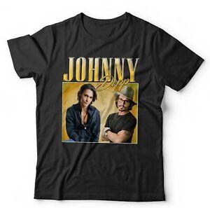 Johnny Depp Appreciation Tshirt Unisex & Kids