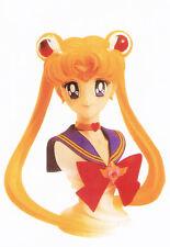 Sailor Moon Bust Pretty Soldier 1/6 Unpainted Figure Model Resin Kit
