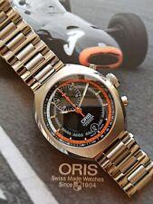 Oris chronoris Cronograph Watch-full set