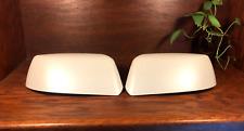 2015-2019 Chevy Tahoe Suburban GMC Yukon White Frost Tricoat Mirror Covers
