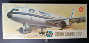 AIRFIX - A300B AIRBUS AIR FRANCE - 1/144 SCALE - #6173-5 - VINTAGE NEW OLD STOCK