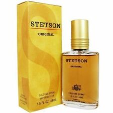 Stetson Original By Coty Men 1.5 oz 44 ml Cologne Spray New in Box