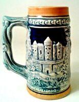 "Vintage Mini Stein US Capital Building Lustreware Collectibles 4"" Washington DC"