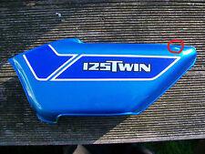 cache lateral gauche  Honda CB125 twin