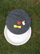 Stepping Stone Mickey Mouse De Goma De Silicona Molde