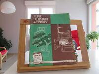 REVUE TECHNIQUE AUTOMOBILE N°238 FEVRIER 1966 TBE PEUGEOT 404