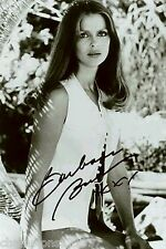 Barbara Bach ++Autogramm++ ++James Bond Girl 70er J+2