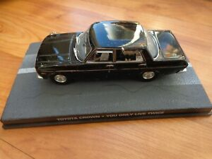 JAMES BOND 007 CAR COLLECTION - TOYOTA CROWN - YOU ONLY LIVE TWICE ISSUE #56