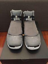Nike Air Jordan 17 Trophy Room Grey Metallic J17 AH7963-023 Sz 8.5