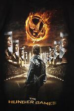 The Hunger Games Catness Everden Mockingjay T-Shirt XL