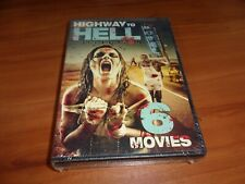 Highway To Hell Collection 6 Movies (DVD 2-Disc 2014) New Horror