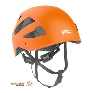 Petzl Boreo Helmet Complete Men's Orange Size 2