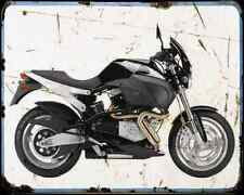 Buell Xi Lighting 2 A4 Photo Print Motorbike Vintage Aged