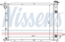 Radiator Nissens 62016 fits 98-02 Ford Escort