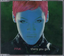 PINK - THERE YOU GO 2000 EU ENHANCED CD SINGLE ALECIA MOORE