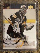 Ryan Miller 2007-08 UD Hockey Series 2 High Gloss 02/10 Buffalo Sabres
