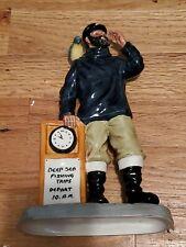 "Rare Royal Doulton Figurine ""All Aboard"" Hn 2940 Euc"