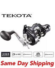 SHIMANO Tekota-A 501 Line Counter Reel Box LEFT /TEK501HGLCA 6.3 4BB SW