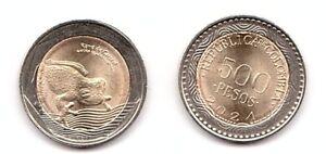 Colombia - 500 Pesos 2021 UNC Lemberg-Zp