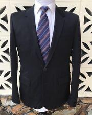 MAISON MARTIN MARGIELA for HM Men's Sports Coat Navy Blue 42 R FUSED Luxury Wool