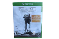 New Microsoft Xbox One Star Wars Battlefront Ultimate Edition Sealed Video Game