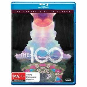 THE 100 Season 6 (Region B) Blu-ray The Complete Sixth Series Six