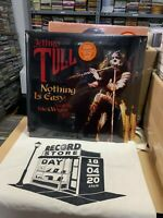 Jethro Tull 2 LP Nothing Is Easy Live At The Isle Of Wight 1970 RSD 2020 Sealed