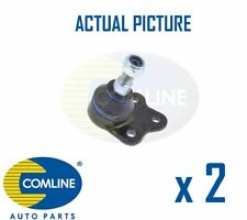2 x FRONT LOWER SUSPENSION BALL JOINT PAIR COMLINE OE REPLACEMENT CBJ7140