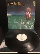 David Lee Roth CRAZY FROM THE HEAT LP EP Mini-LP Vinyl Rock