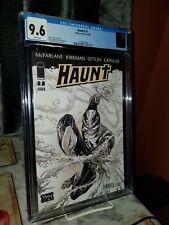 Haunt #1  CGC 9.6 NM+, Todd McFarlane, Robert Kirkman,  1ST APP HAUNT