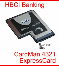 CARDREADER IBM LENOVO GEMPLUS EXPRESSCARD 54 SMART CARD READER 41N3043 -CR2
