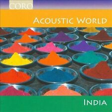 Acoustic World - India  CD ( NEW)