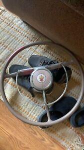 Packard 1941 42 Steering Wheel