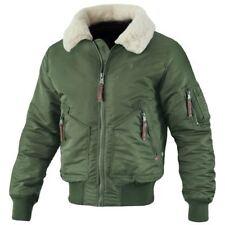 """HARWOOD""  Jacket Pit Bull West Coast Bomber Military Streetwear"